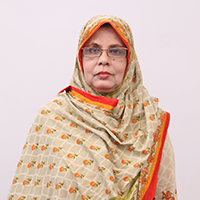 Ms. Naheed Muneer Siddiqui