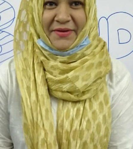 Ms. Rabia Azeem