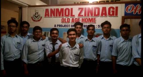 Visit of Anmol Zindagi